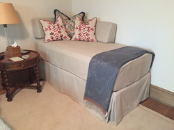 Bedspread Bed scarf pillow