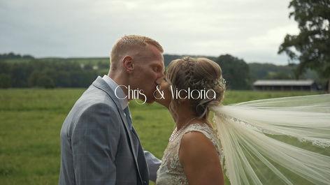Chris and Victoria's Wedding Film