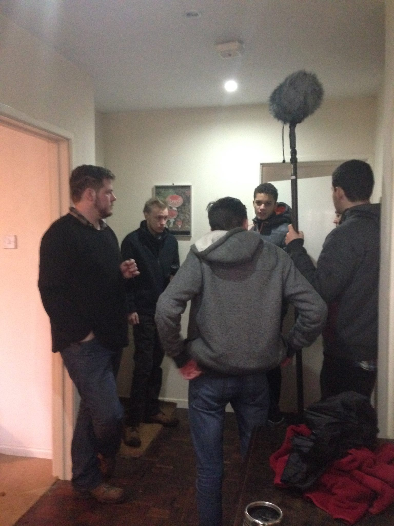 Uni of Glos film production