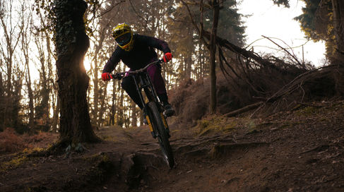 Forest of Dean RAW with Jason Dalling