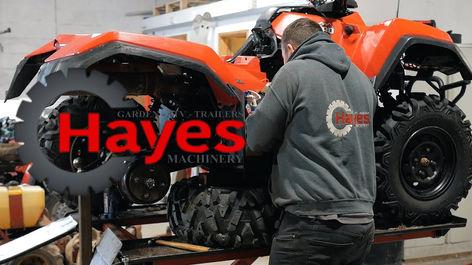 Hayes Machinery Company Film