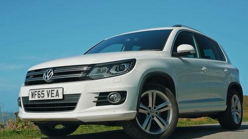 Tiguan - Volkswagen