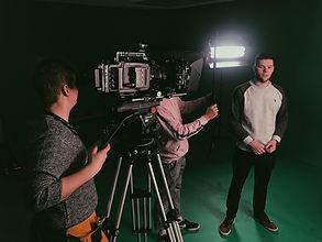 Arri Camera Filming