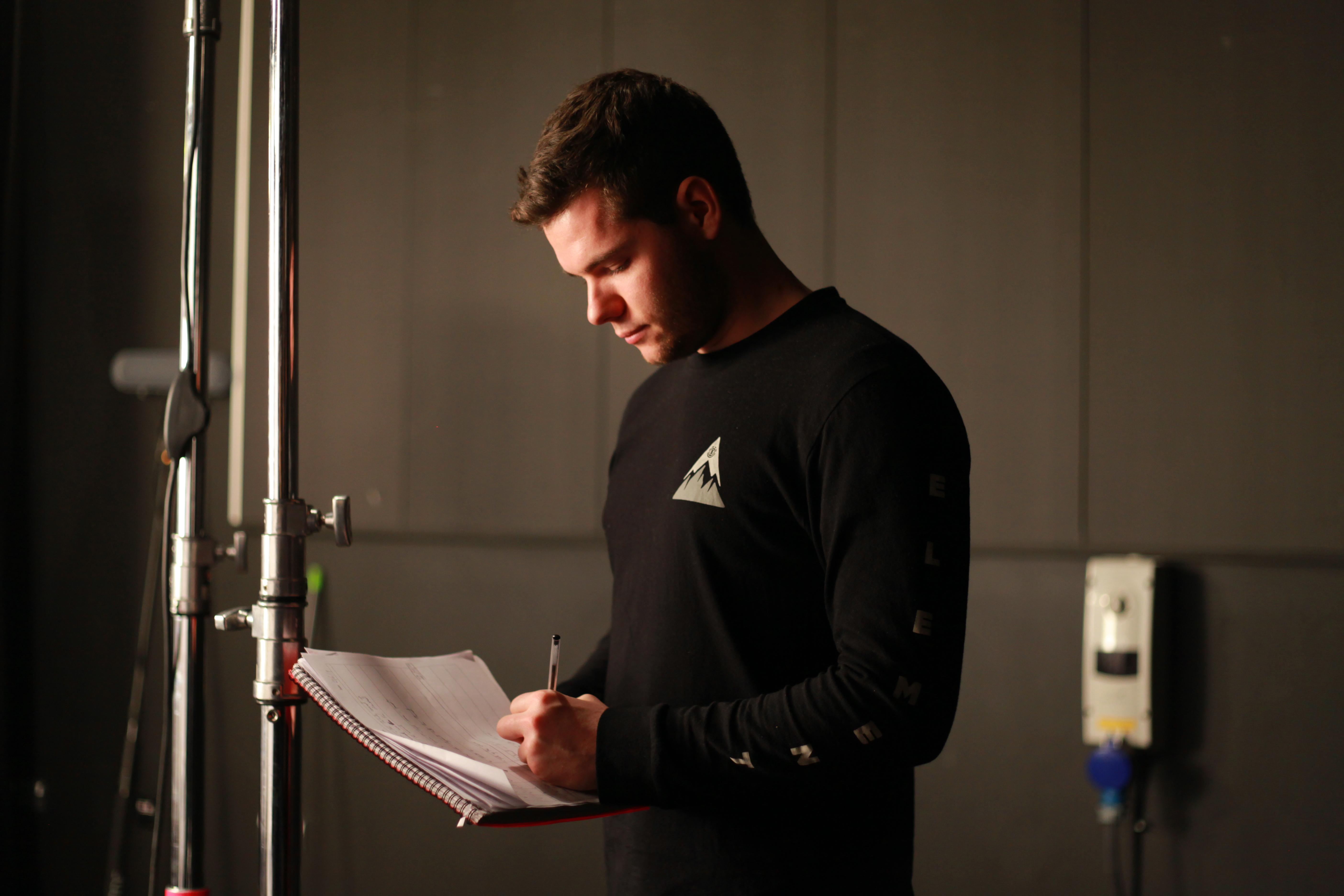 Will Evans Script Supervisor