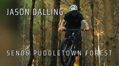Jason Dalling Sends Puddletown Forest | A MTB Film