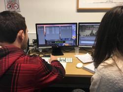 video editing - Uni of Glos