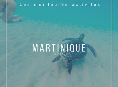 Les meilleures activités à faire en Martinique, tous les lieux secrets, insolites et atypiques
