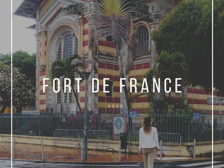 Que faire à Fort de France, Martinique? Visiter la capitale de l'ile aux fleurs, une pépite colorée!