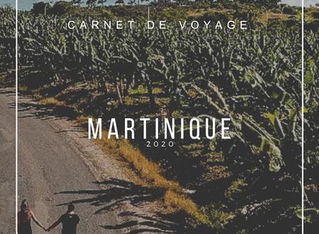 Un voyage en Martinique - traveldiary & cityguide