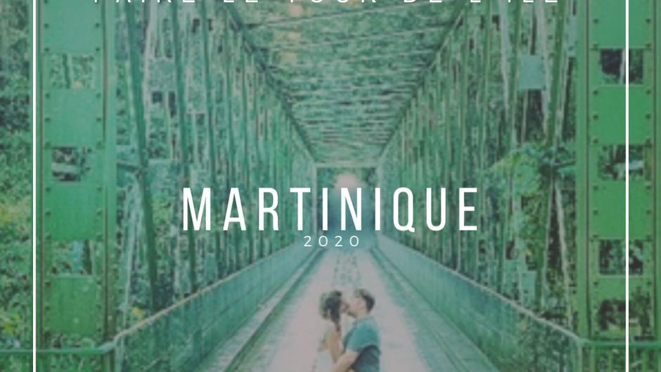 Toutes les villes de Martinique: faire le tour de l'ile et des 34 communes martiniquaises