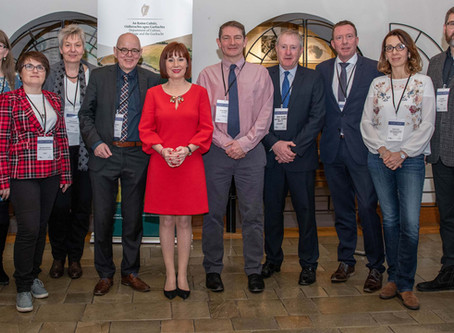 Minister welcomes the European Archaeological Council to Ireland for its 20th Annual Symposium