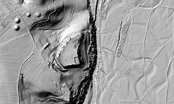 Use of geophysics in archaeology