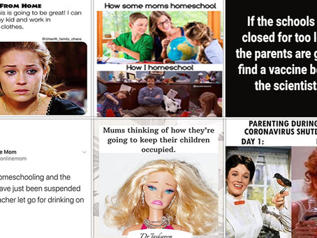 Parental Burnout During COVID