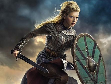 Viking Shield Maiden Lagertha