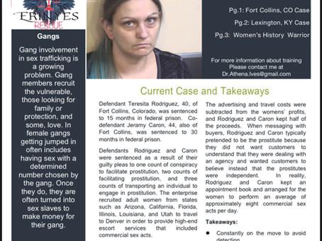 Gang Involvement, Recent Cases, & Real Life Super Hero