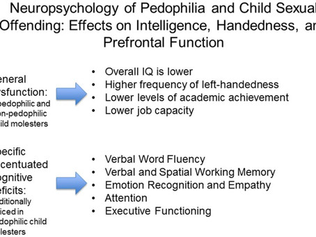 An Overview of Pedophilia