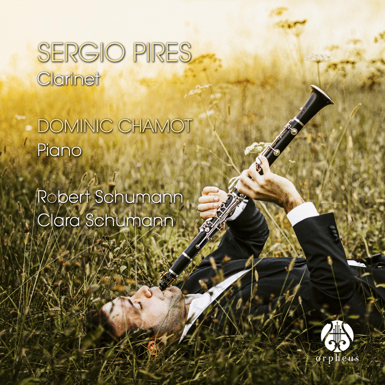 Sergio Pires, Robert and Clara Schumann