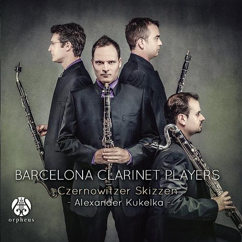 Czernowitzer Skizzen - Barcelona Clarinet Players