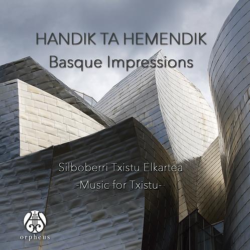 Basque Impressions - Silboberri