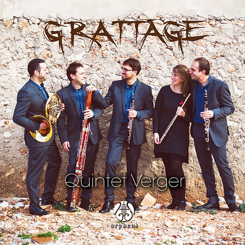 Grattage - Quintet Verger