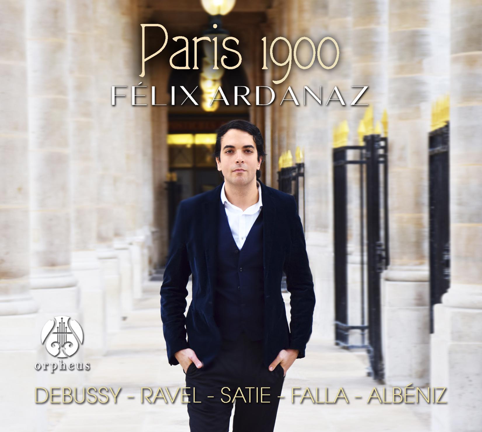 Félix Ardanaz: CD París 1900