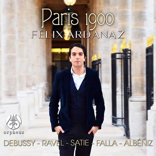 París 1900: Félix Ardanaz