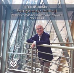 Portada Félix Ibarrondo, Symphonic Port