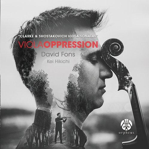 Viola Oppression, David Fons