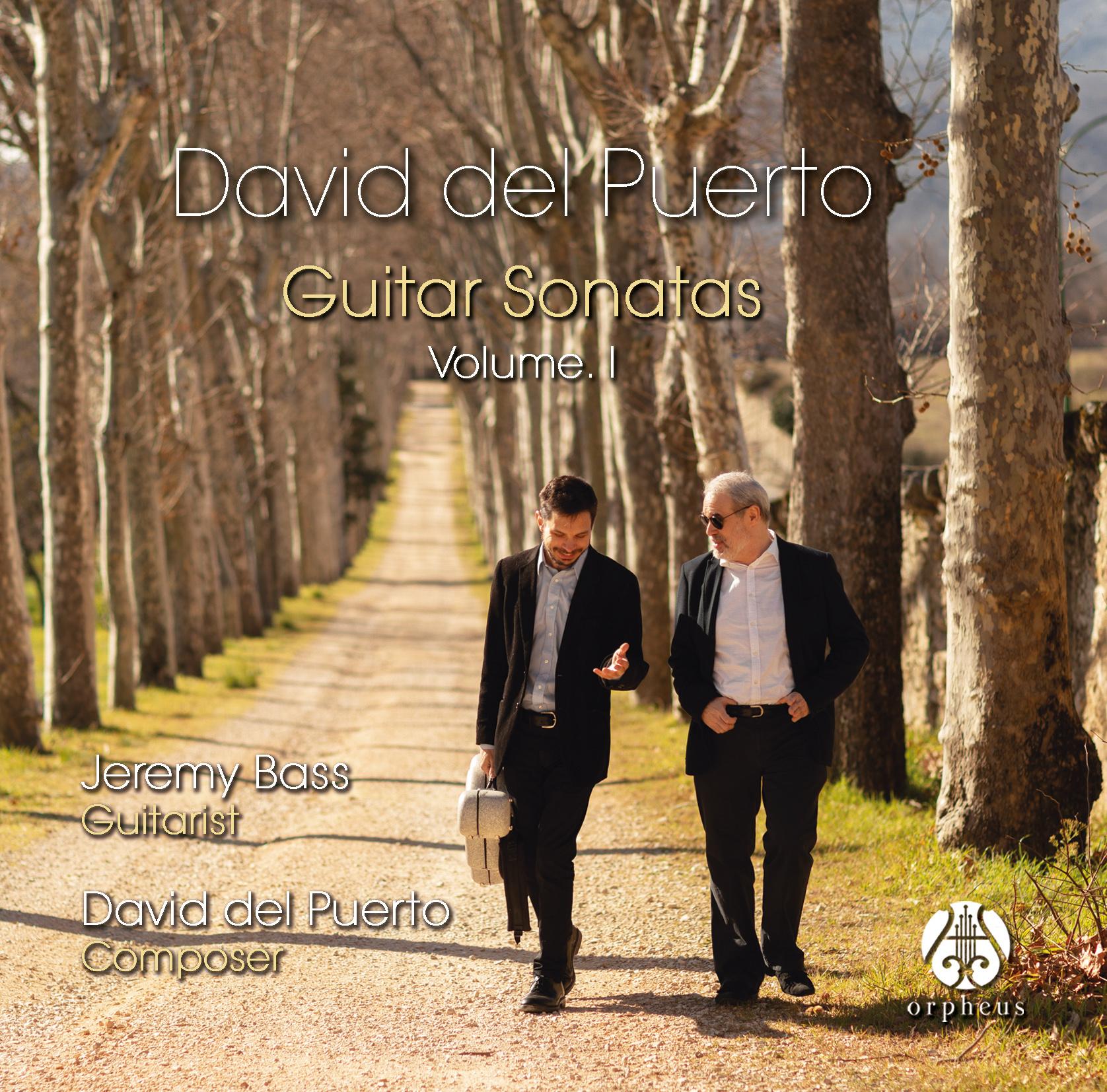 David del Puerto: Guitar Sonatas