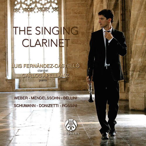 The singing clarinet - Luis Fernández Castelló