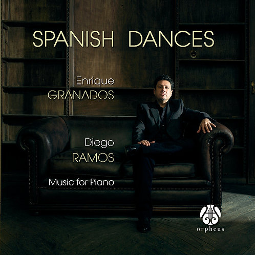 Spanish Dances - Diego Ramos