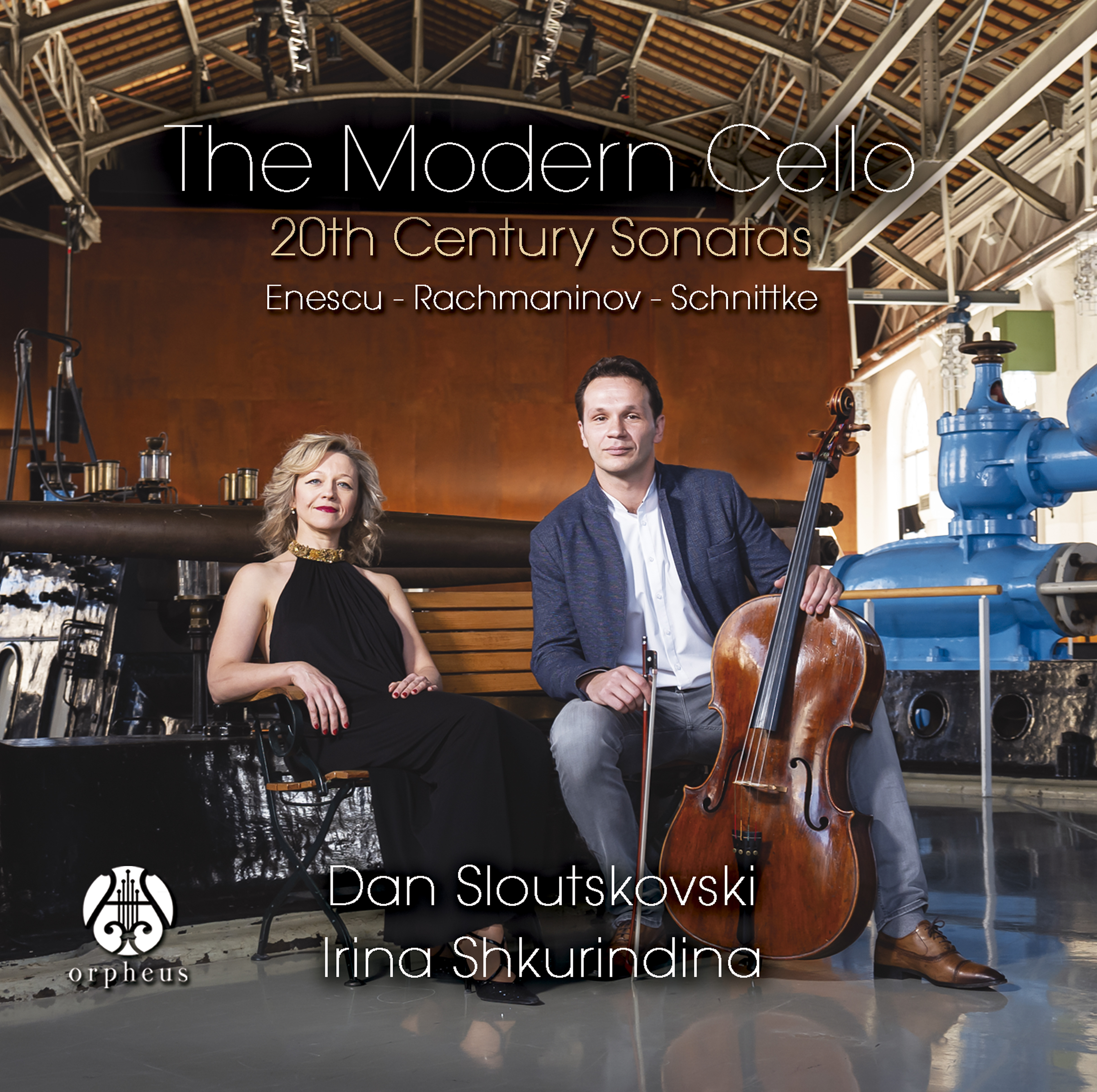 The Modern Cello, Dan Sloutskovski