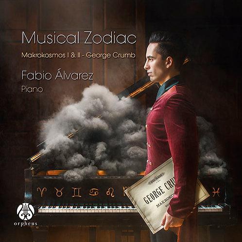 Musical Zodiac / Fabio Alvarez - George Crumb