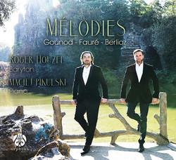 Mélodies: Gounod, Fauré, Berlioz