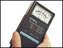 using a moisture meter for termite detection - brisbane termite treatments