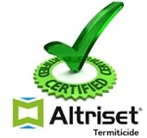 Altriset certified pest controllers