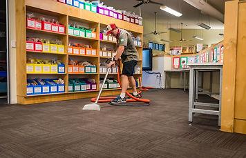 Commercial Carpet Cleaning Brisbane