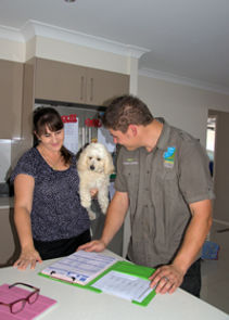 Brisbane carpet cleaner - Samford Valley