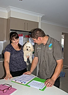 Brisbane carpet cleaner - Calamvale
