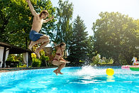 mosquito pest control around the swimming pool
