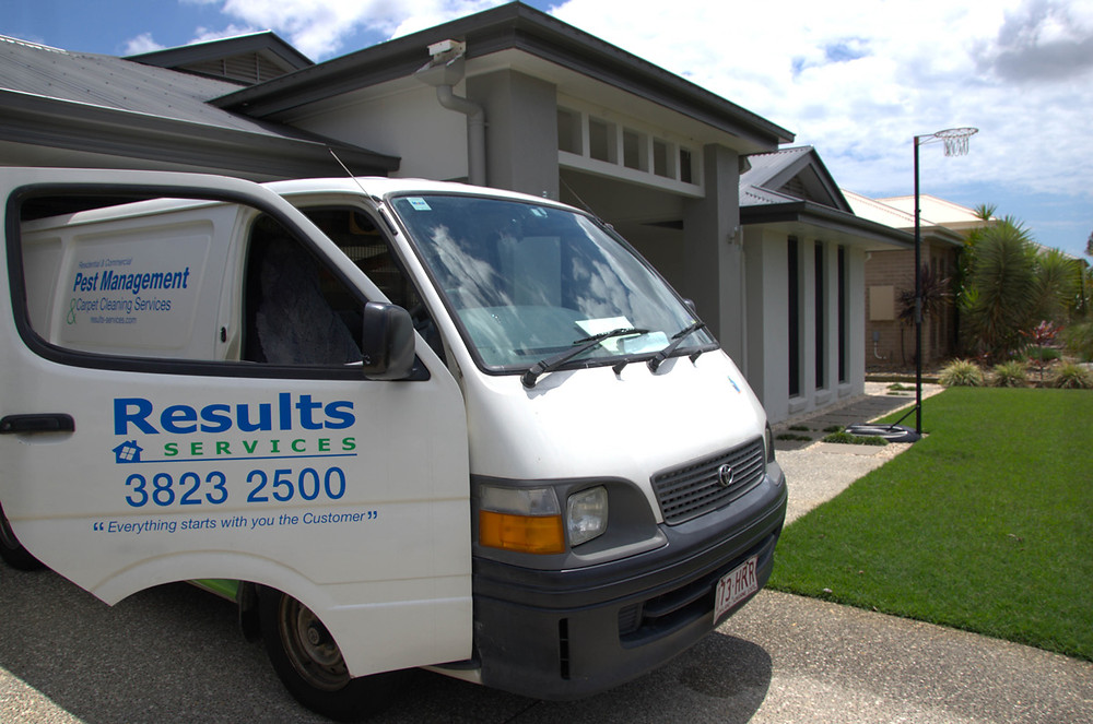 Results Termite Treatments and Pest Management Service