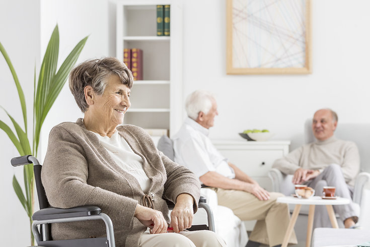 Carpet cleaning in Retirement Homes - Brisbane