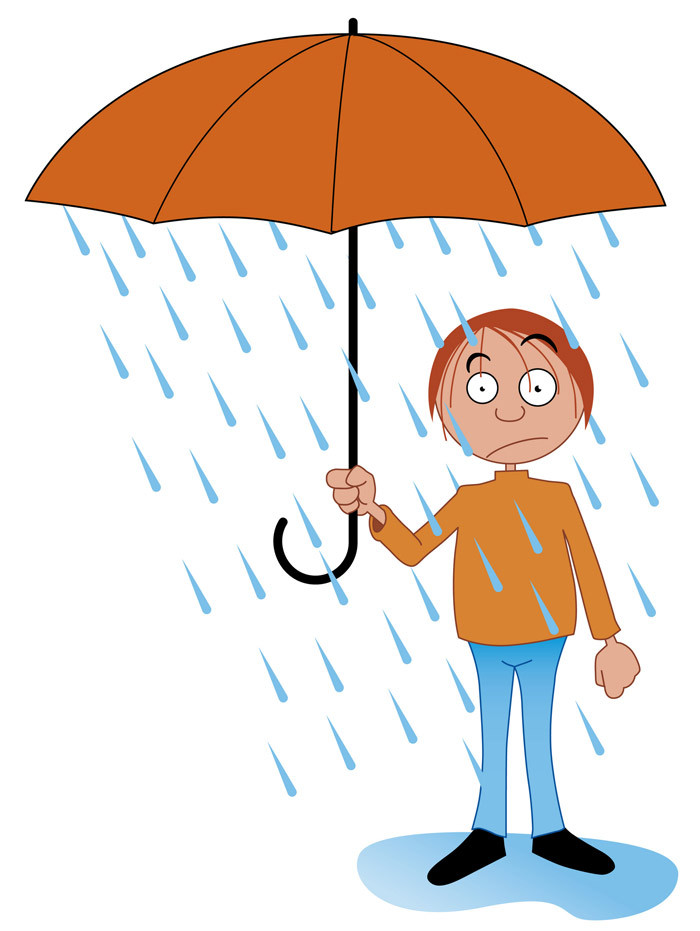 Rain and increase in pests around the home