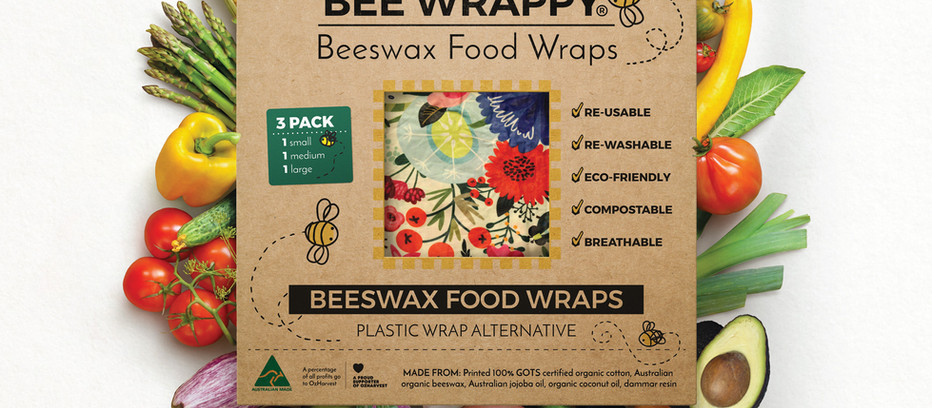 Bee Wrappy Order Forms Due 15th November