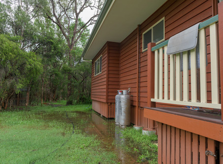 Will my termite barrier be effective after all this rain?