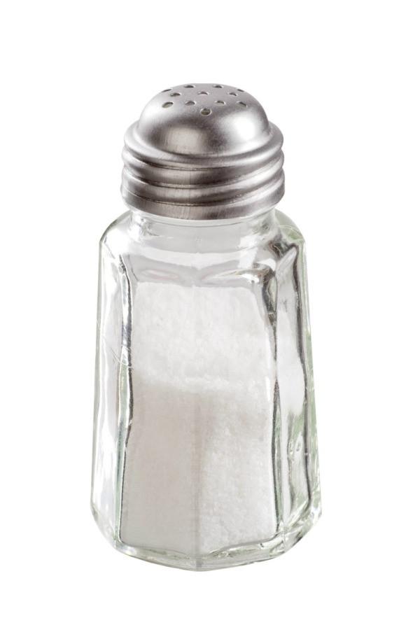 Salt for stains on carpet - DIY stain