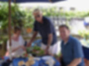 people having lunch - Brisbane termite treatments and pest management