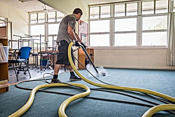 Commerical Carpeted Cleaning Company - Brisbane