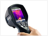 Thermal imaging camera - brisbane termite treatments