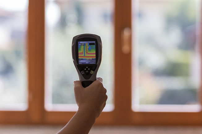 Thermal Imaging for termite inspection
